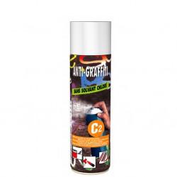 Produit anti-graffiti C2 (surfaces peintes ou lisses)