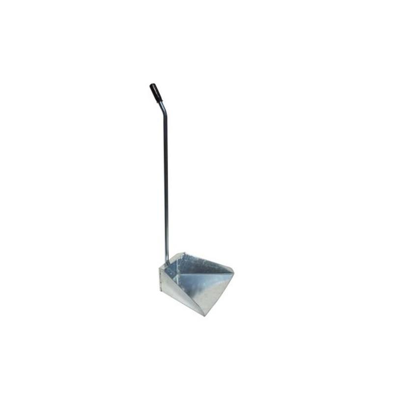 mat riel de nettoyage pelle a roport m tallique avec un grand manche. Black Bedroom Furniture Sets. Home Design Ideas