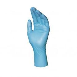 Gants nitrile ultra bleu MAPA